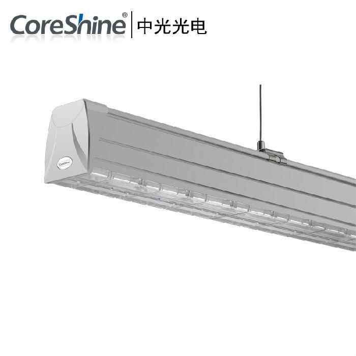 新款高光效LED线条灯 五年质保 商业工业室内照明LED灯具