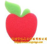 广告促销礼品 PU发泡球 浮标海绵批发 水果工艺海绵厂家