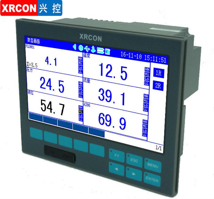 无纸记录仪/温度/温湿度/压力/流量/液位/电流/电压记录仪;