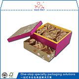高档月饼包装盒印刷按客户需求定做的月饼包装盒厂家;
