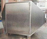 工業型活性炭裝置;