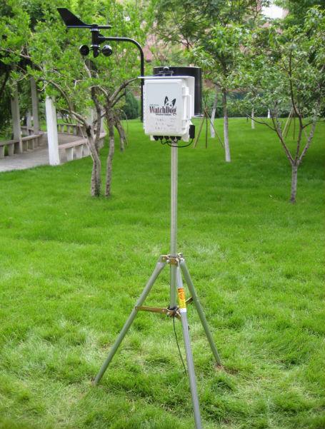 WatchDog 2900ET自动气象站;