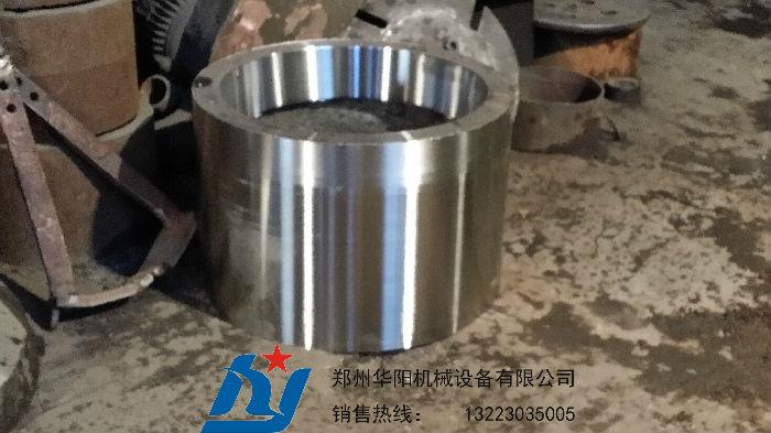 供应对滚机高锰钢锰13 加厚辊皮辊筒配件;