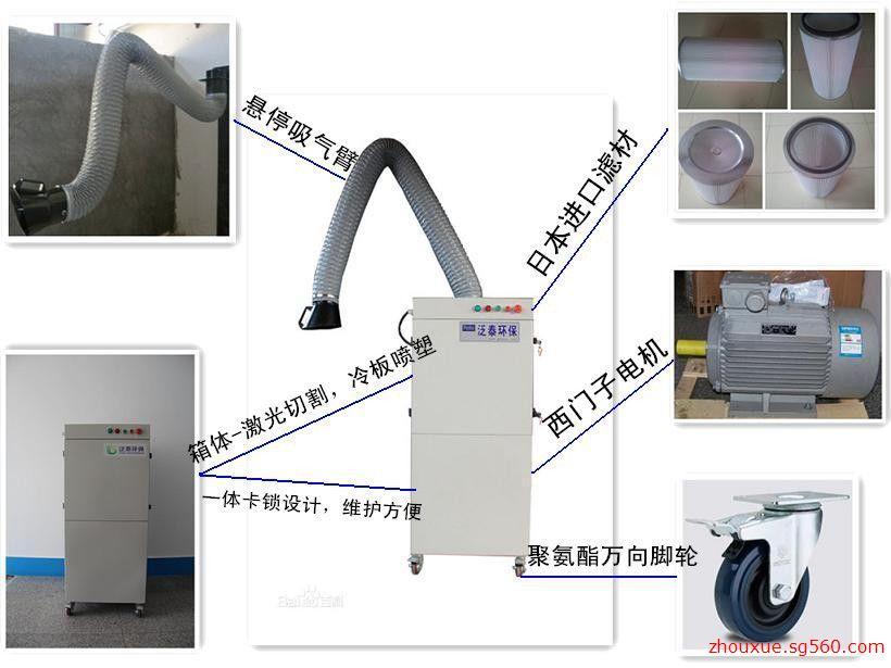 山东-淄博单管立式烟尘净化器;