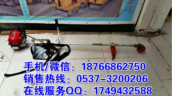 云南临沧便携式割草机 小型割灌机 本田汽油GX35打草机 植保机械