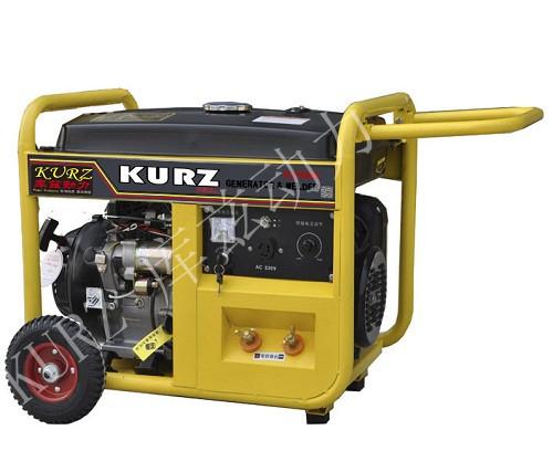 进口300A汽油发电电焊机多少钱一台