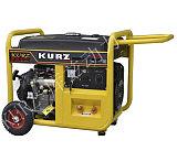 进口300A汽油发电电焊机多少钱一台;