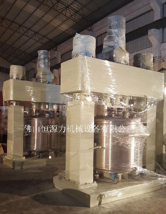 玻璃胶生产设备;