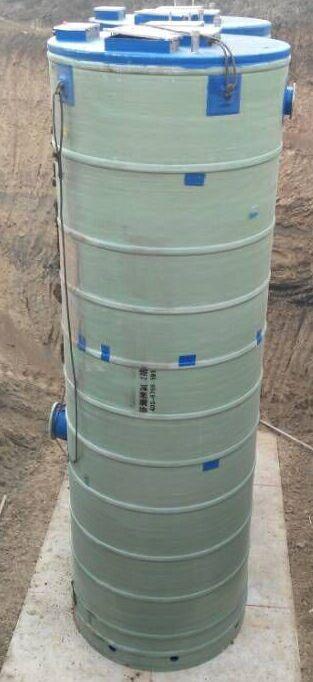 广西南宁一体化污水提升泵站厂家;