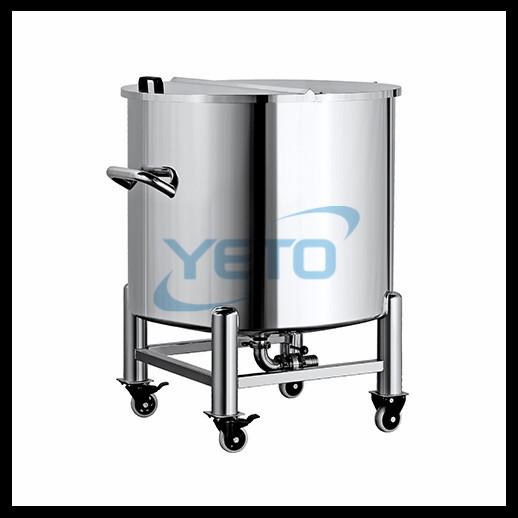 定做固定式可移动开口/封闭/压力不锈钢储罐;