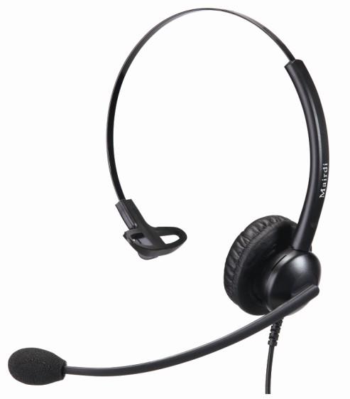 供应呼叫中心专用话务耳机;