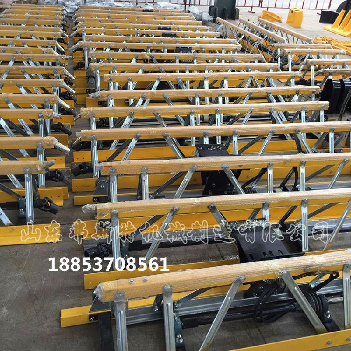 不可取代的框架式整平机价格 提浆振动梁厂家