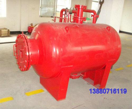 压力式泡沫比例混合装置PHYM48/30;