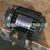 供應臺灣群策C02-43B0 1.5KW內軸電動機直接VP20;