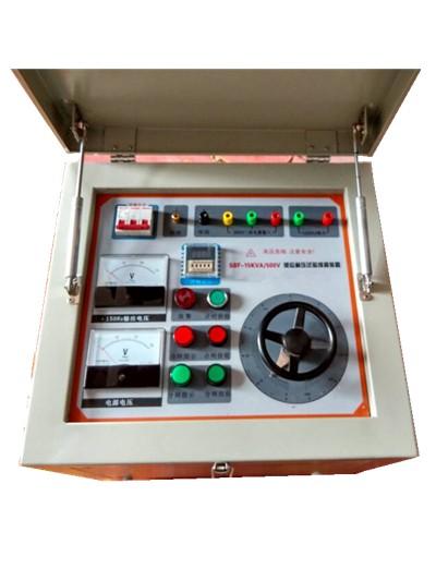 三倍频感应耐压装置厂家;