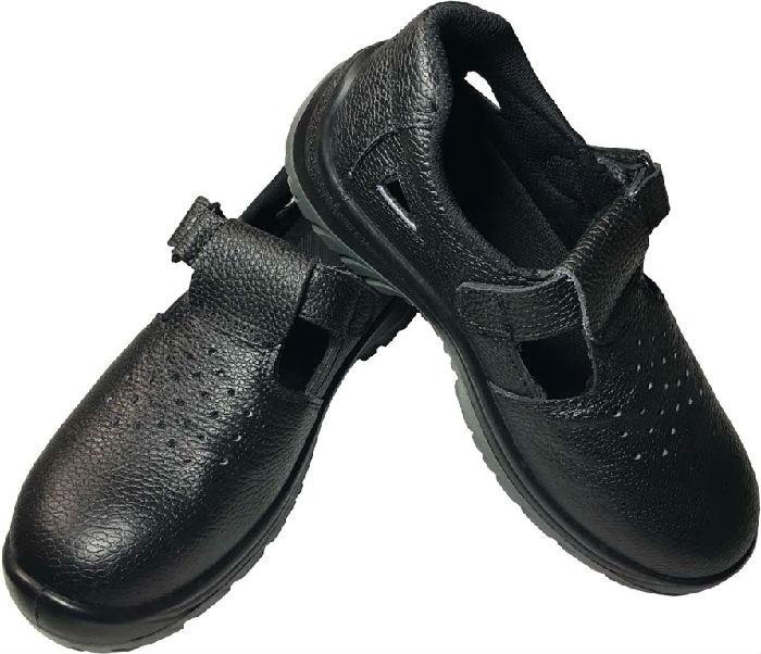 拉福品牌LF6801防砸防穿刺绝缘耐油安全鞋;