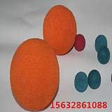 大量供应 海绵橡胶求 管道清洗球 电厂专用海绵球