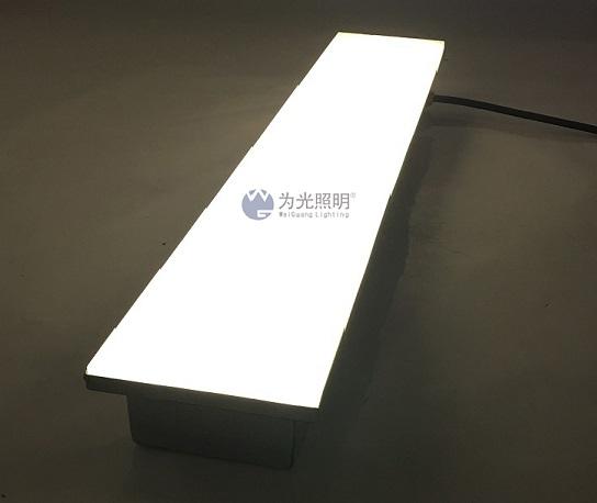 无缝对接LED地板灯LED柔性发光条形地埋灯 ;