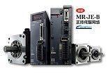 供应三菱伺服电机MR-JE、J4系列控制机械元件运转补助马达间接变速装置;