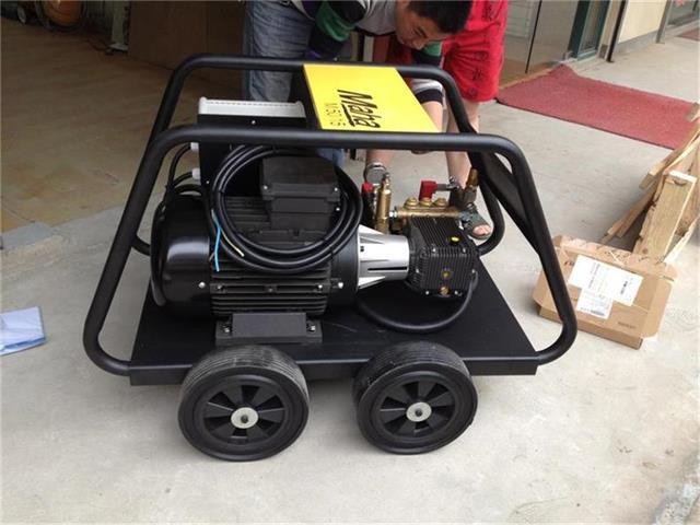 马哈高压清洗机、水泥厂专用高压水枪;