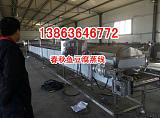 魚豆腐生產線設備13863646772魚豆腐蒸線價格