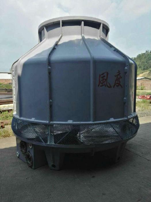 供应钢铁厂降温设备风度牌FD-150圆形冷却水塔