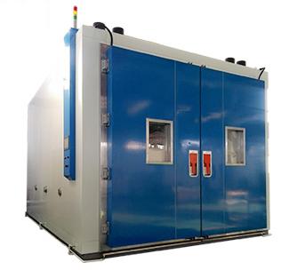 高温老化房|步入式高温老化试验室;