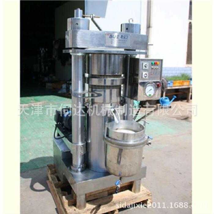 榨油机械设备哪种最好家用中小型液压冷榨榨油机生产厂家直销;