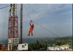 陕西西安西咸新区井架二层台逃生装置;