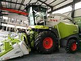 克拉斯青储机CLAAS青贮机JAGUAR800系列青储饲料收获机械;