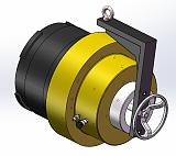 上海沪域机械生产供应油膜轴承拆装工具;