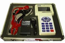 便携式蓄电池检测仪;