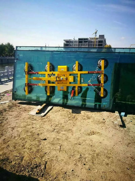 连云港幕墙安装玻璃吸盘 连云港玻璃电动吸盘;