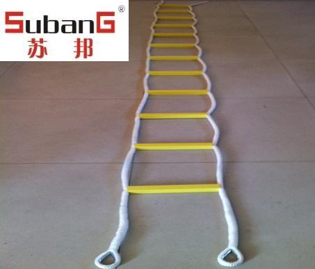苏邦 消防软梯 软爬梯 逃生梯 尼龙绳梯 钢丝绳软梯 质优价廉
