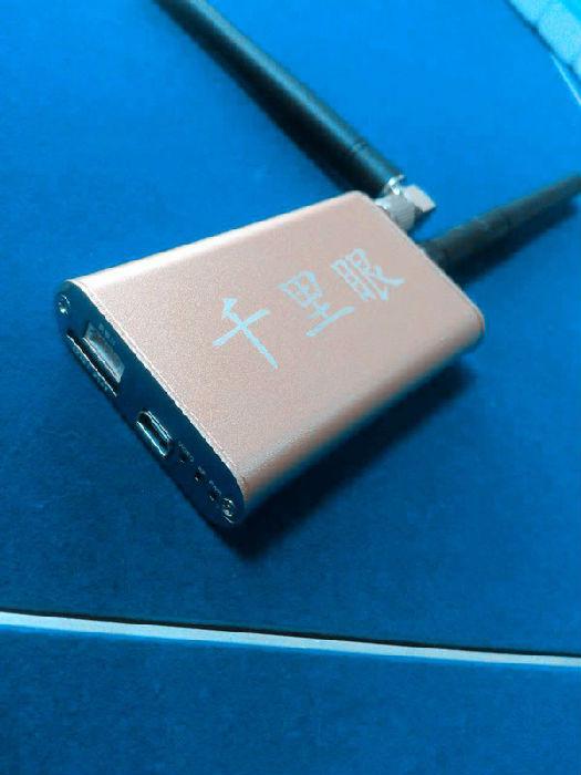 千里眼二代 4G WiFi传输视频监控器材