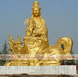 曲阳艺谷雕塑为您供应大小型铜雕雕塑;