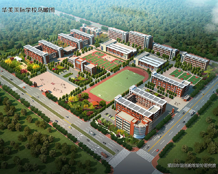 2017年濮阳市华美国际学校火热招生报名中