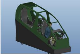 供应机务训练模拟器;
