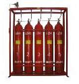 IG-541混合氣體滅火系統、不污染環境/無毒/無腐蝕/電絕緣性能好