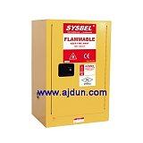 sysbelFM认证防火柜|易燃液体安全储存柜;