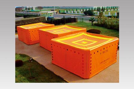 陕西西安西咸新区气柱型救生气垫;