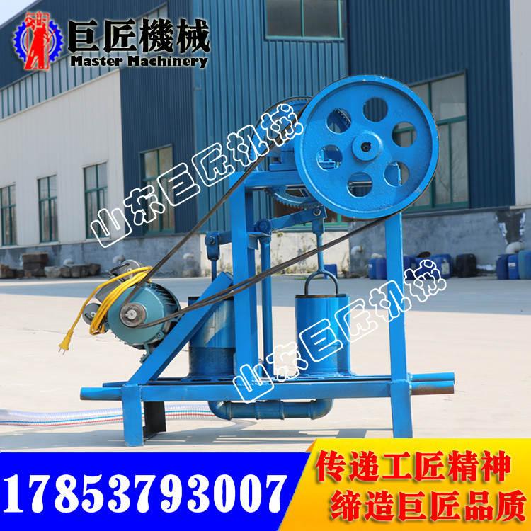 超低价压井机 非常实用的内吸泥浆泵 专门处理沙层的吸泵;