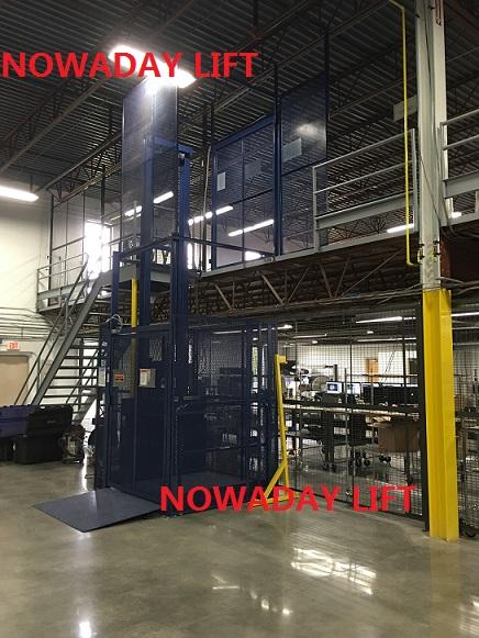 简易货梯,机械货梯;
