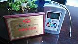 铂金电解槽电解水机 电解水PH值对比;