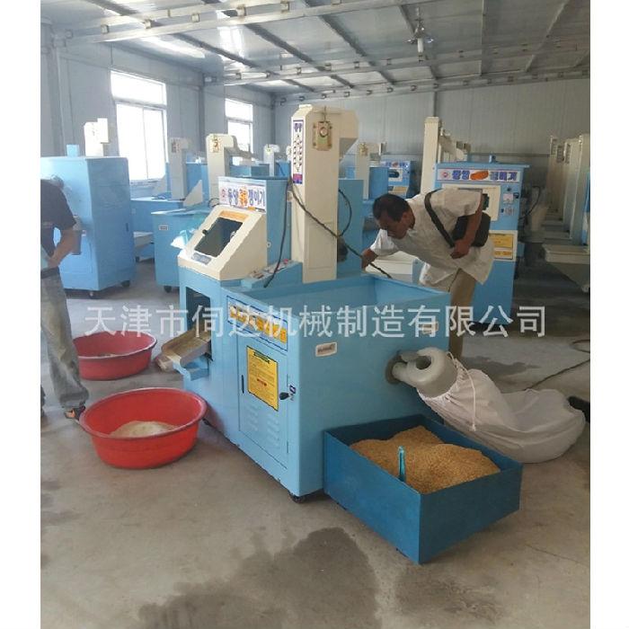 韩国进口糙米加工机全自动商用碾米机糙米的功效与作用;