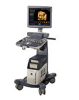 GE LOGIQ 3超声维修,探头无图像;