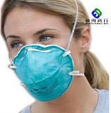 3m1860口罩是醫用N95等級口罩 可防霧霾、病毒等;