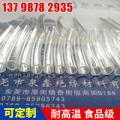 蓝底透明PVC套管、PVC软管、规格可定制符合ROSH REACH UL认证;