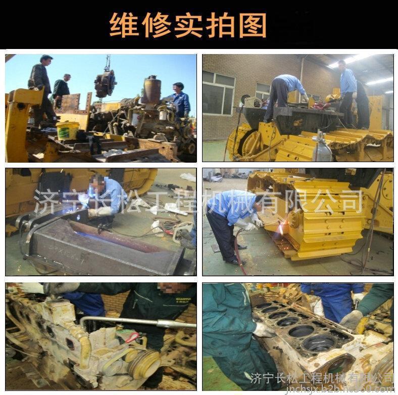 山推推土机NT855发动机发电机组维修济宁长松推土机维修厂家;