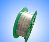 供应优质的锡铋低温焊丝;